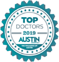 Lone Star Pediatrics Best Doctor 2019 in Austin Monthly